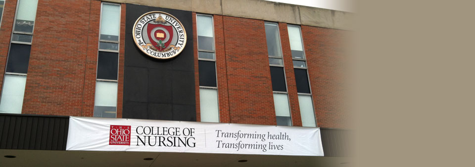 Welcome Ohio State College of Nursing!