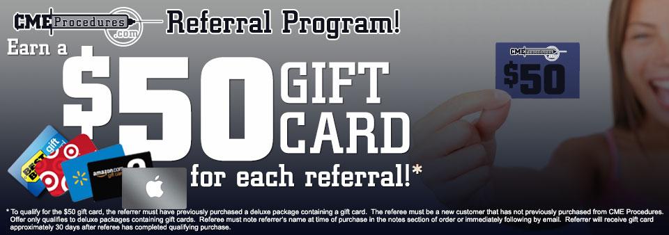 Referral Program!
