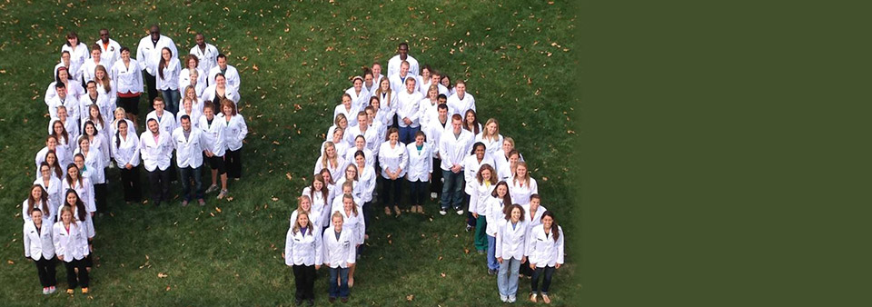 Welcome Ohio Dominican University PA Program!